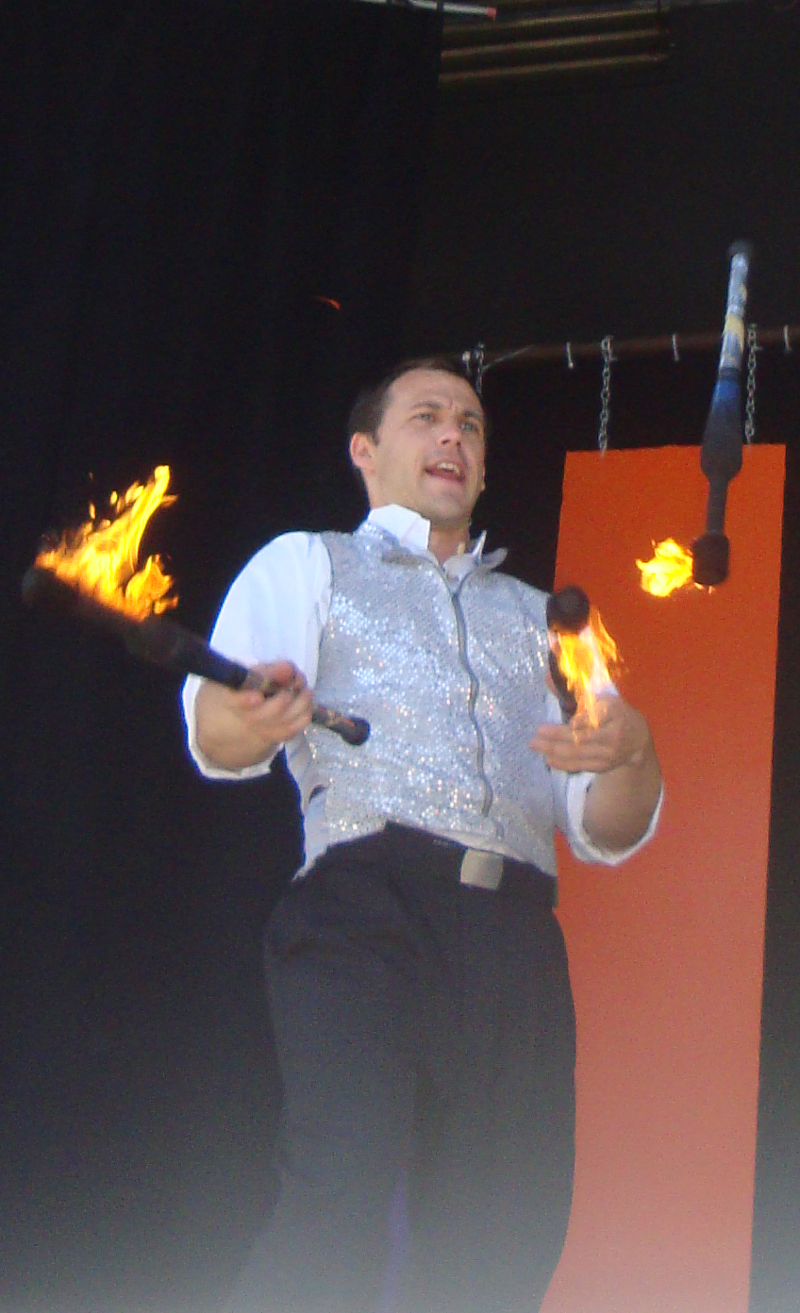 New Jersey Entertainer, Juggler, Magician, Unicyclist ...